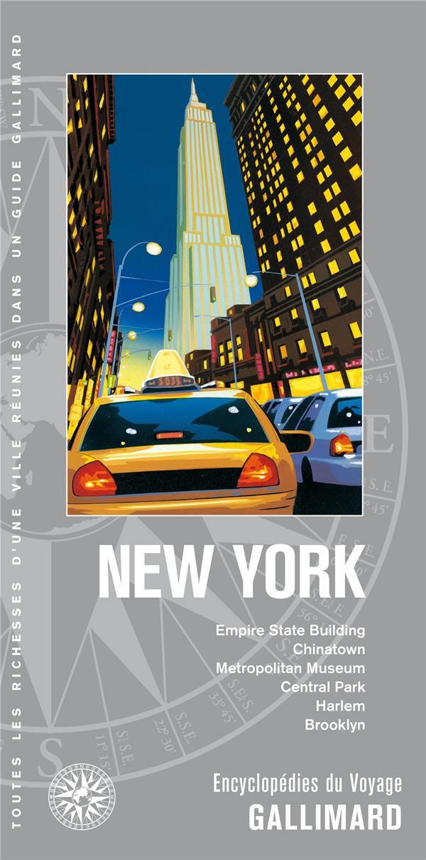 NEW YORK - EMPIRE STATE BUILDING, CHINATOWN, METROPOLITAN MUSEUM, CENTRAL PARK, HARLEM, BRO