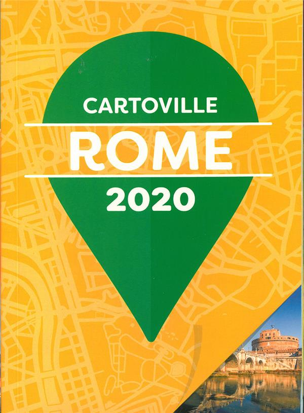 ROME (EDITION 2020) COLLECTIF Gallimard-Loisirs