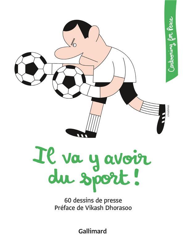 IL VA Y AVOIR DU SPORT ! - 60 COLLECTIFS/DHORASOO GALLIM LOISIRS