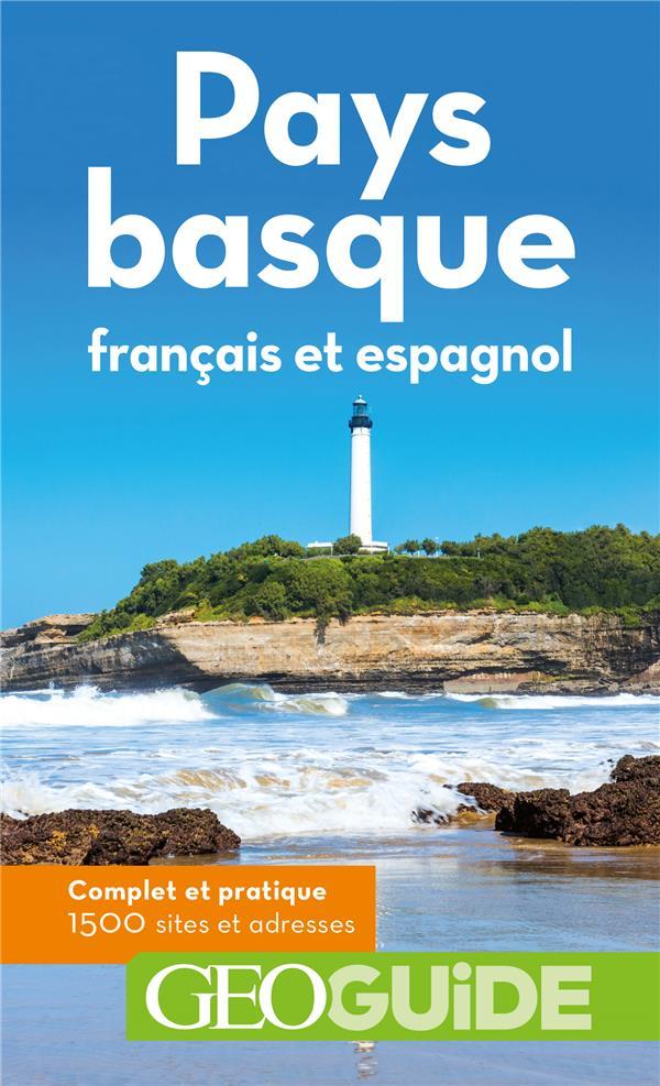 PAYS BASQUE FRANCAIS ET ESPAGNOL DARROQUY/BRUTINOT Gallimard-Loisirs