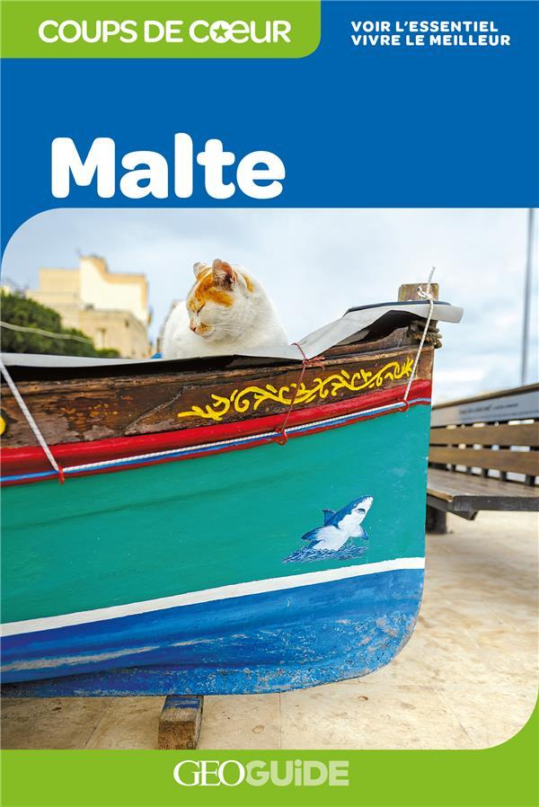 GEOGUIDE COUPS DE COEUR  -  MALTE (EDITION 2020)