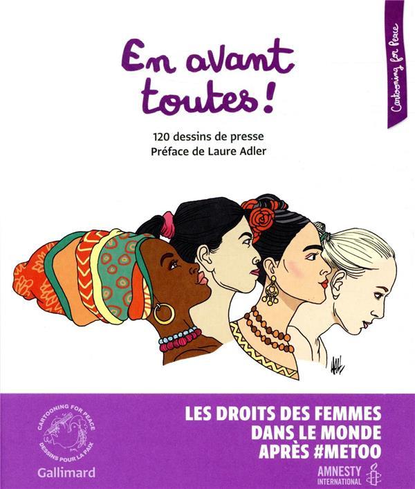 EN AVANT TOUTES ! - 120 DESSIN ADLER L Gallimard-Loisirs