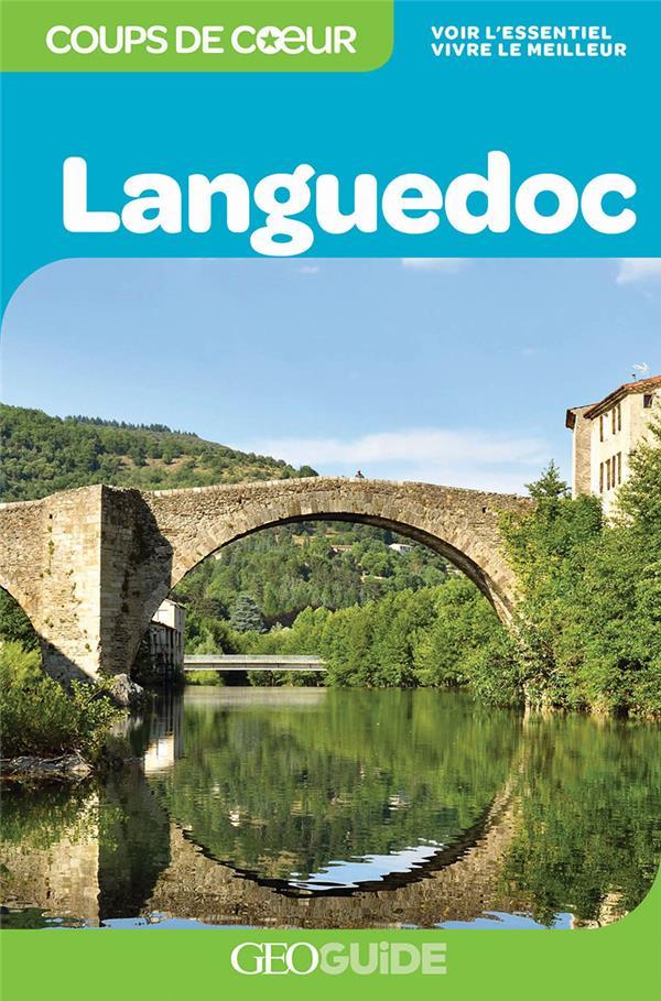 GEOGUIDE COUPS DE COEUR  -  LANGUEDOC (EDITION 2021)