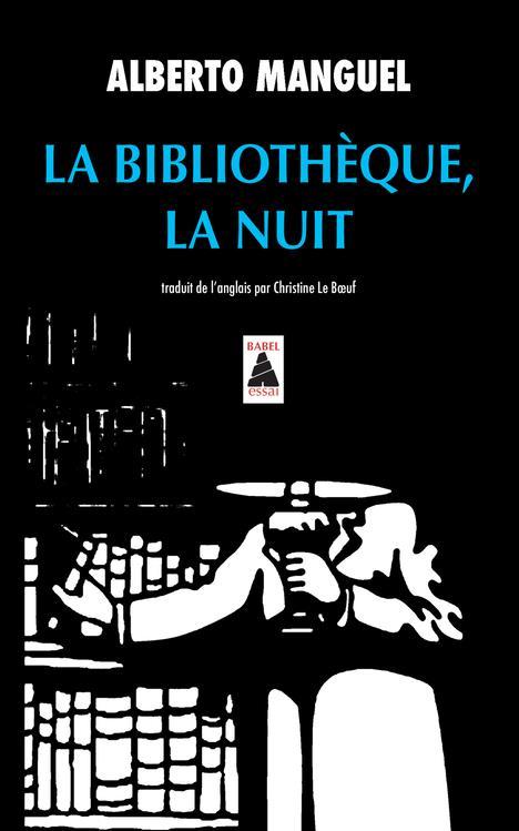 LA BIBLIOTHEQUE, LA NUIT