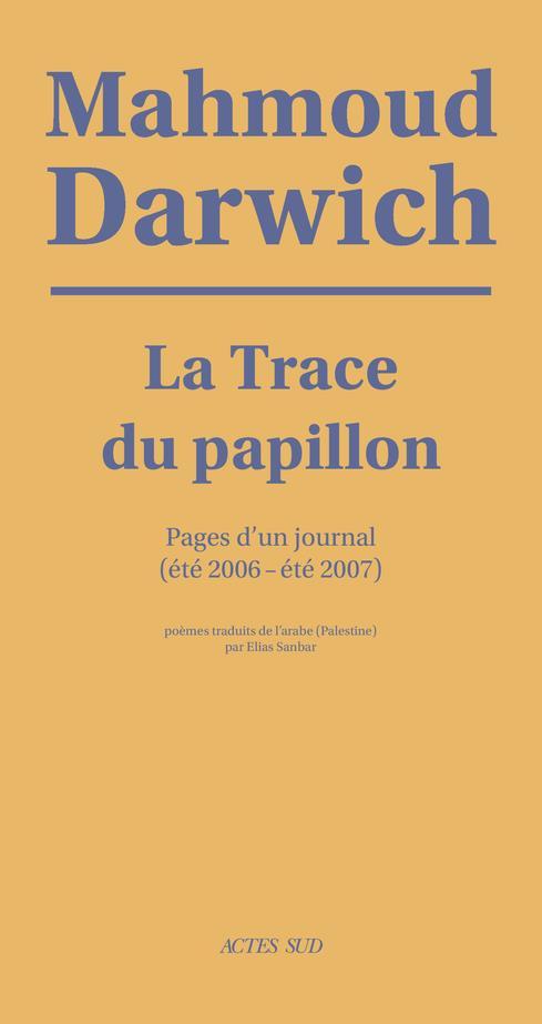 LA TRACE DU PAPILLON