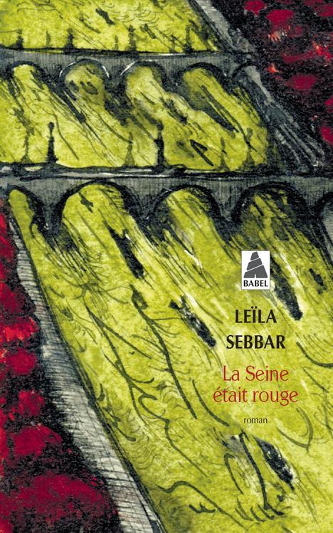 LA SEINE ETAIT ROUGE BABEL 979