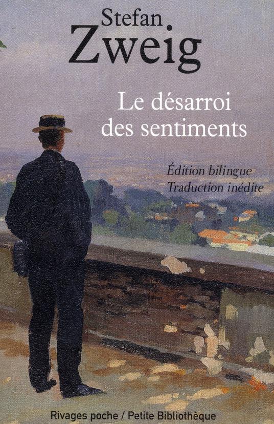 LE DESARROI DES SENTIMENTS