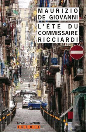 L-ETE DU COMMISSAIRE RICCIARDI
