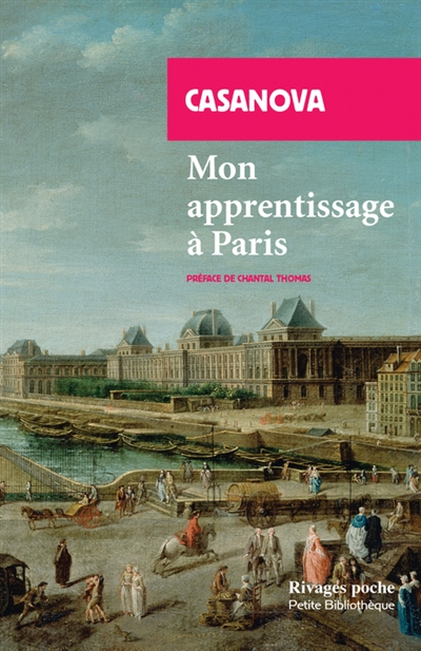MON APPRENTISSAGE A PARIS