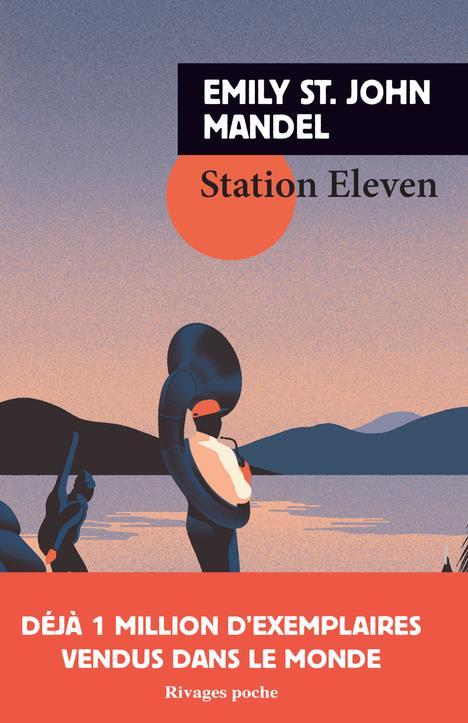 STATION ELEVEN ST. JOHN MANDEL EMIL RIVAGES
