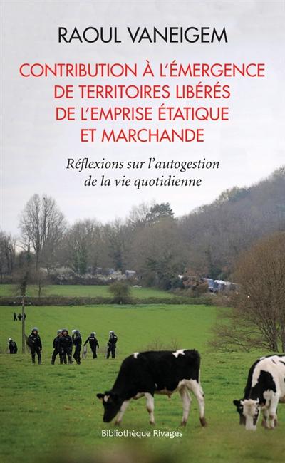 CONTRIBUTION A L-EMERGENCE DE VANEIGEM RAOUL RIVAGES