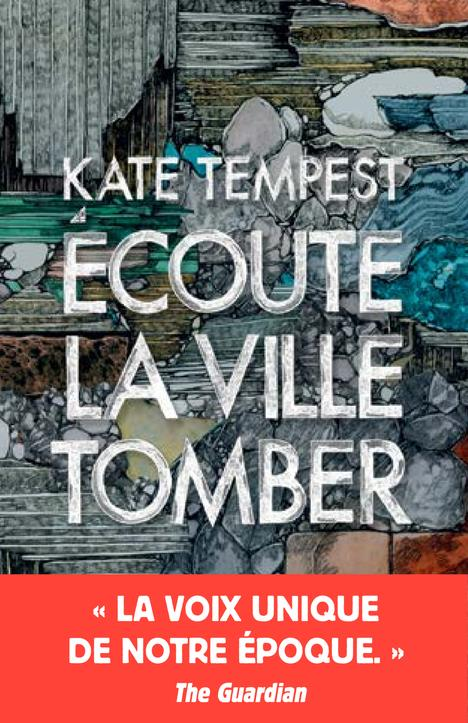 ECOUTE LA VILLE TOMBER TEMPEST KATE RIVAGES