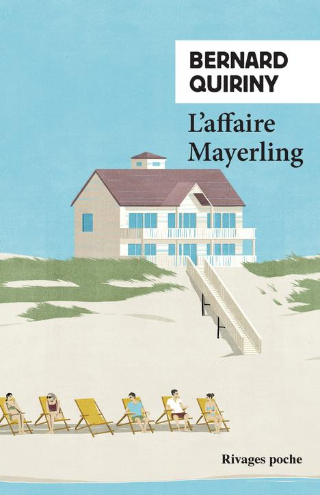 L'AFFAIRE MAYERLING  Rivages
