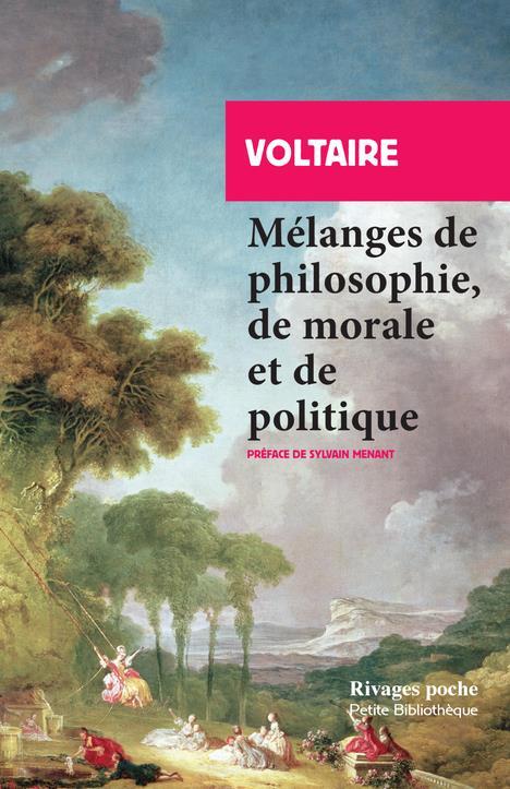 MELANGES DE PHILOSOPHIE, DE MORALE ET DE POLITIQUE