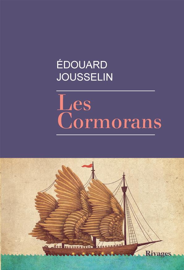 LES CORMORANS JOUSSELIN EDOUARD Rivages