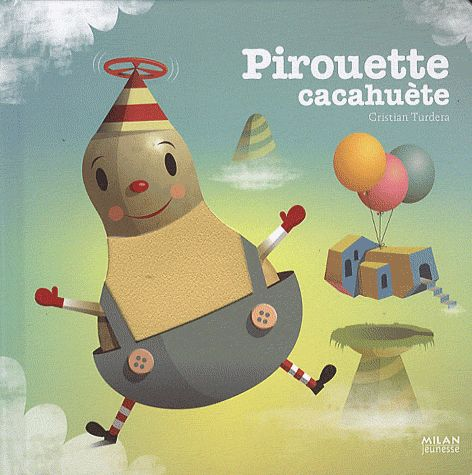 PIROUETTE CACAHUETE