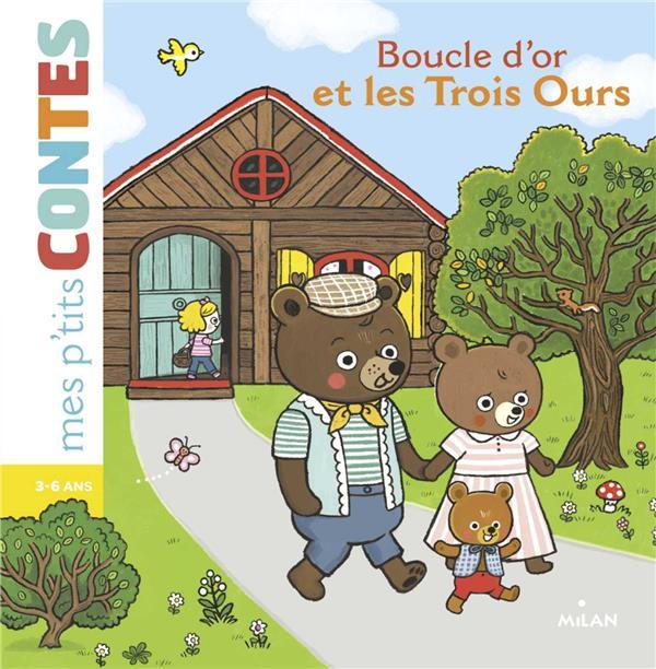 BOUCLE D'OR ET LES TROIS OURS CATHALA/HAYASHI BD Kids