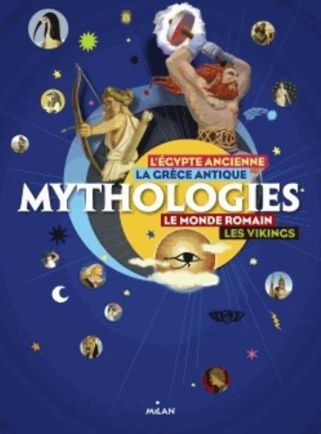 MYTHOLOGIES GANDINI CLAIRE Milan jeunesse