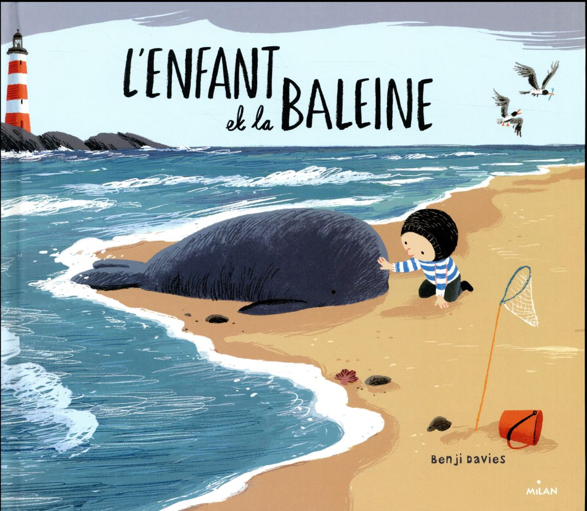 Davis Benji - L'ENFANT ET LA BALEINE