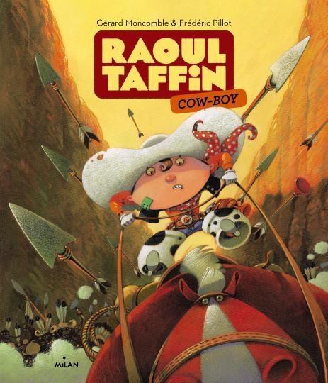 RAOUL TAFFIN COW BOY