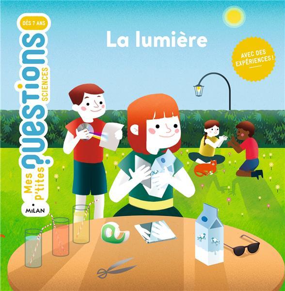 LA LUMIERE FAURE CEDRIC BD Kids