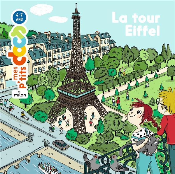 LA TOUR EIFFEL LEDU STEPHANIE BD Kids