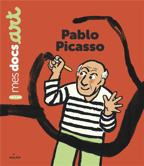 PABLO PICASSO LE LOARER/DEVAUX BD Kids