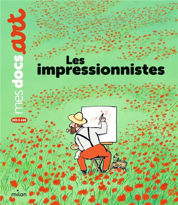 LES IMPRESSIONNISTES LE LOARER/DEVAUX BD Kids