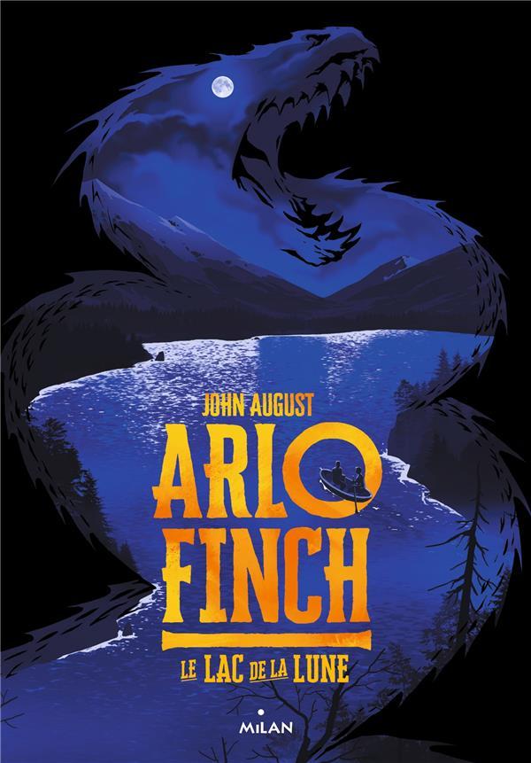 ARLO FINCH T.2  -  LE LAC DE LA LUNE AUGUST/SZABO BD Kids