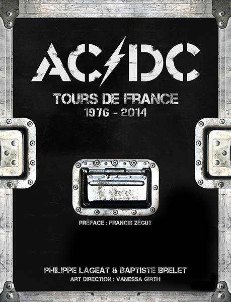 ACDC  -  TOURS DE FRANCE  -  1976-2014 LAGEAT Point Barre