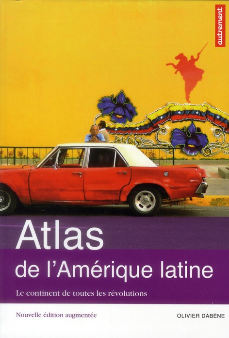 ATLAS DE L'AMERIQUE LATINE NE