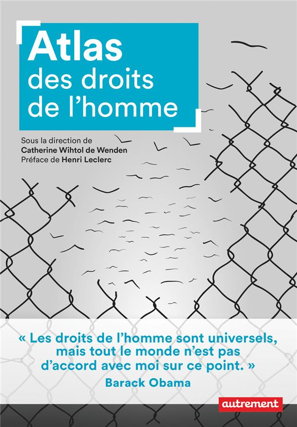 ATLAS DES DROITS DE L'HOMME COLLECTIF/LECLERC AUTREMENT