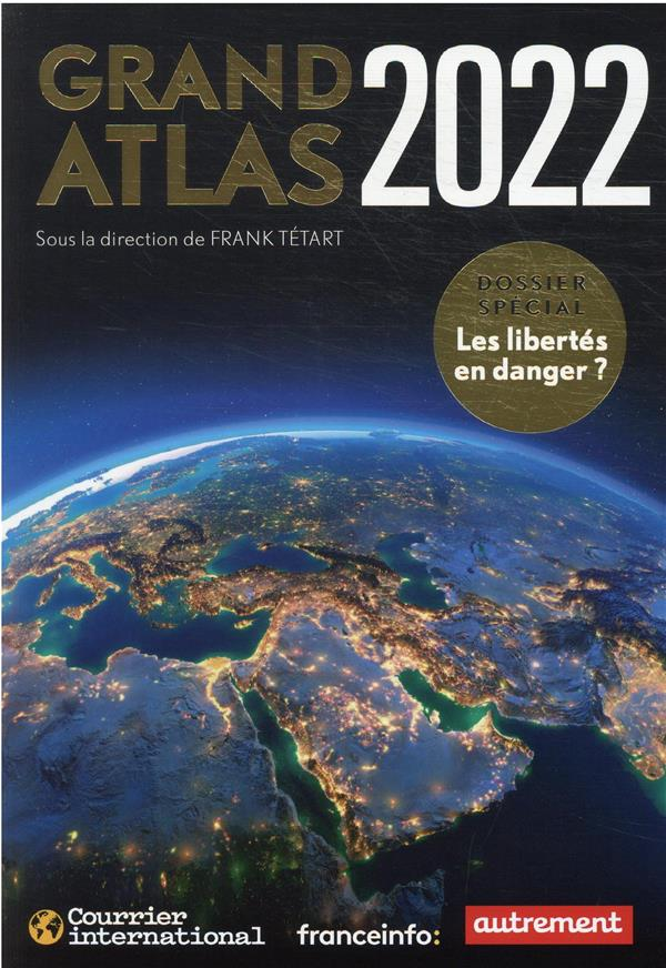 GRAND ATLAS 2022 FRANK TETART AUTREMENT