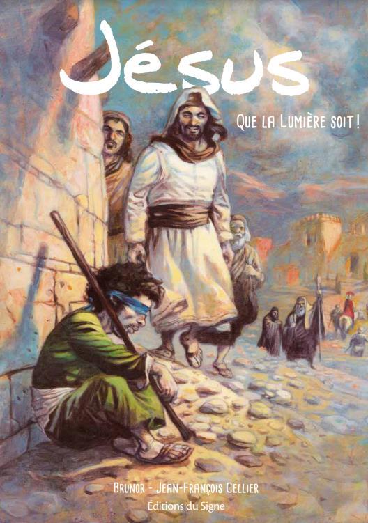 JESUS -QUE LA LUMIERE SOIT !