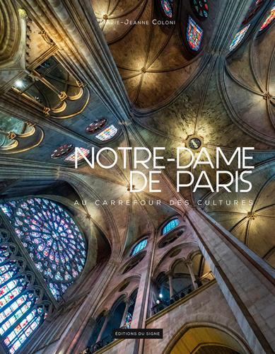 NOTRE DAME DE PARIS - AU CARREFOUR DES CULTURES ZVARDON FRANTISEK SIGNE