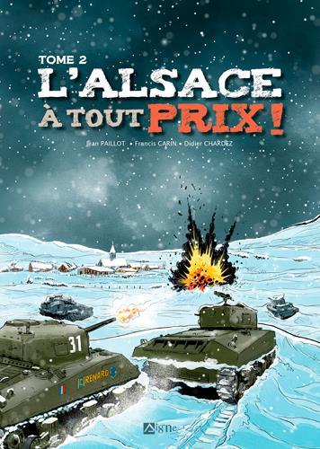 L'ALSACE A TOUT PRIX T.2 CARYN/PAILLOT/VONAU SIGNE