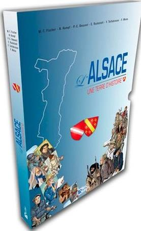 ALSACE  -  BAS-RHIN + HAUT-RHIN XXX NC