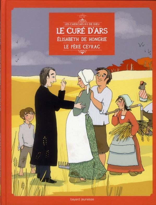 CHERCHEURS DE DIEU - LE CURE D-ARS T18