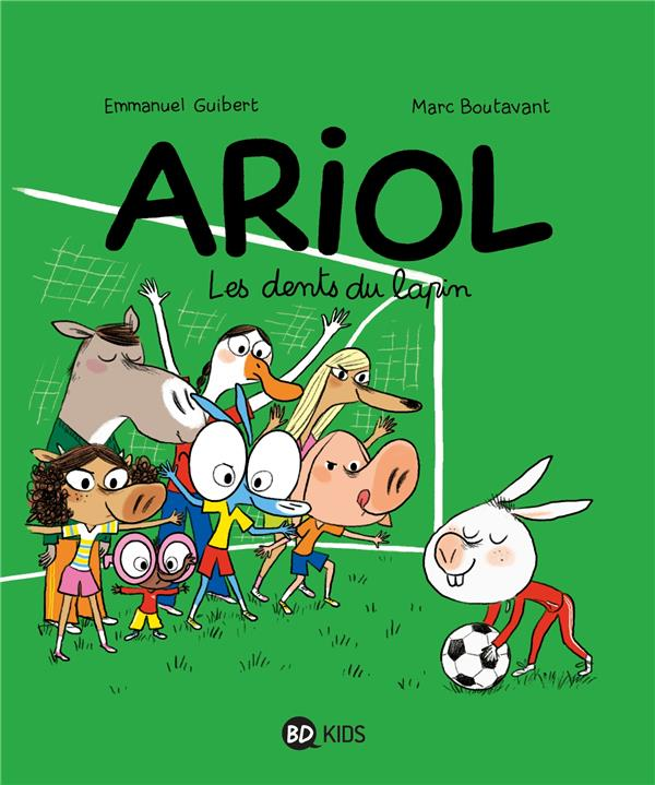 ARIOL, TOME 09 - LES DENTS DU LAPIN