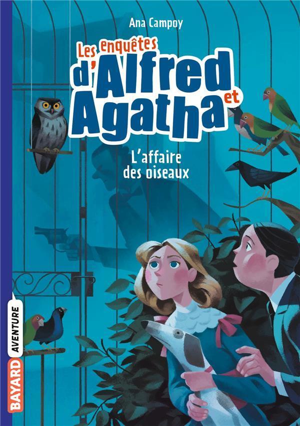 LES ENQUETES D'ALFRED ET AGATHA POCHE, TOME 01