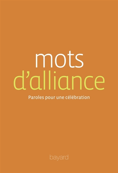 MOTS D'ALLIANCE