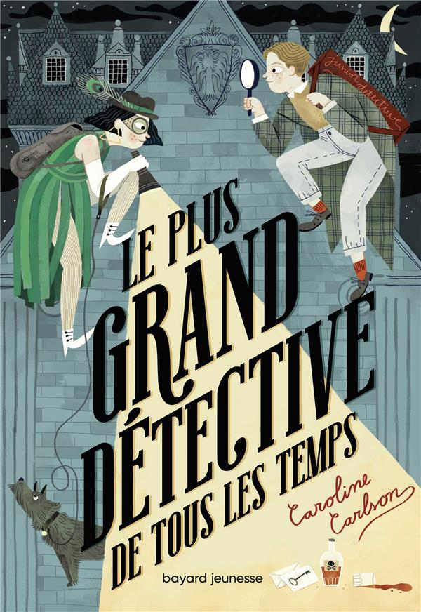 LE PLUS GRAND DETECTIVE DE TOUS LES TEMPS