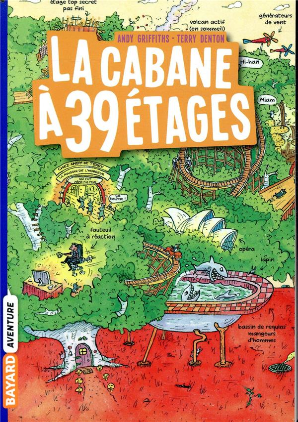 LA CABANE A 13 ETAGES POCHE , TOME 03 - LA CABANE A 39 ETAGES