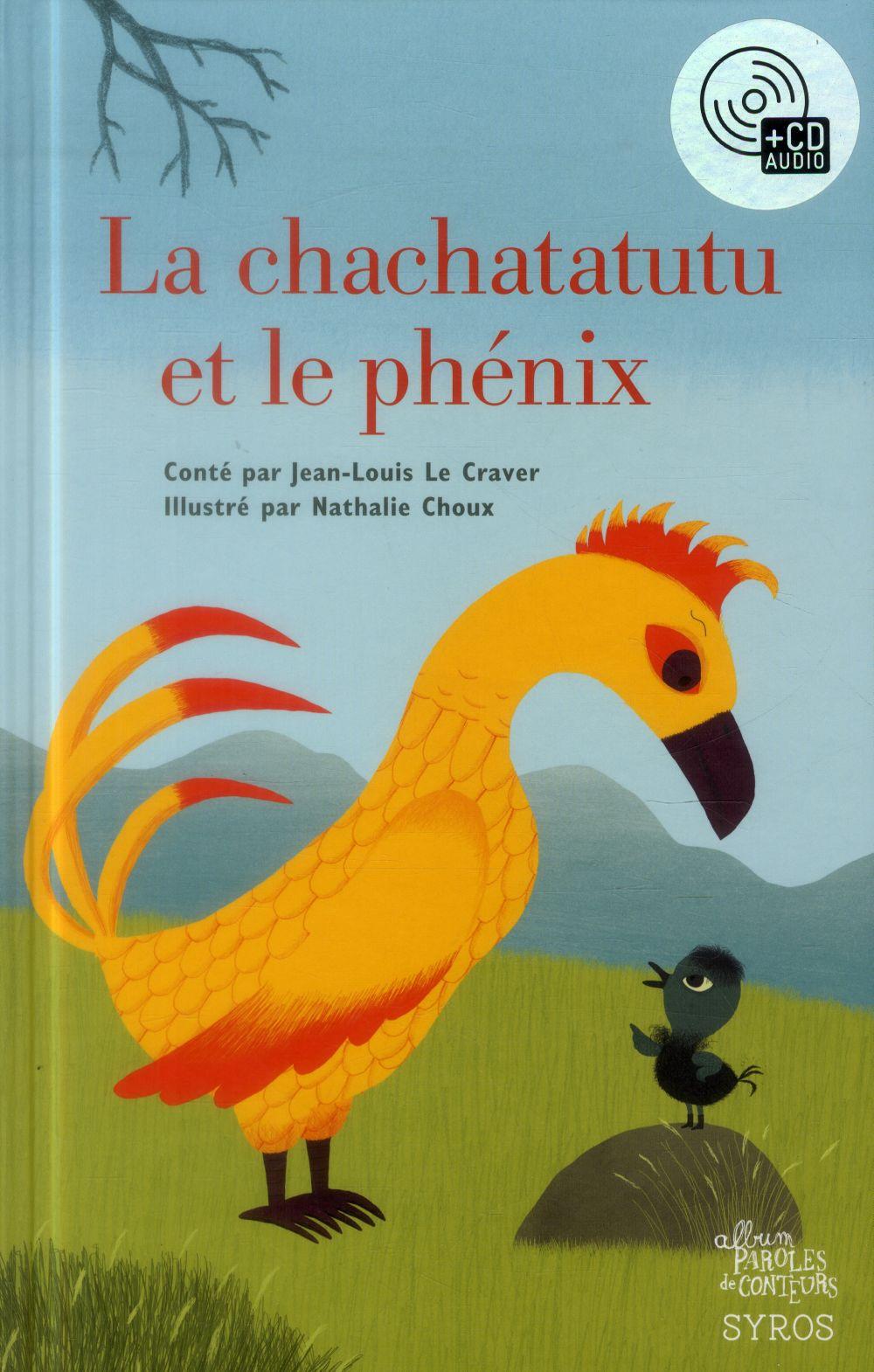 CHACHATATUTU (LIVRE+CD)
