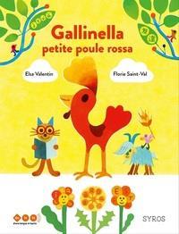 GALINELLA : PETITE POULE ROSSA VALENTIN/SAINT-VAL SYROS