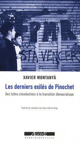 LES DERNIERS EXILES DE PINOCHET