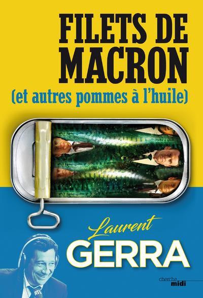 - FILETS DE MACRON - (ET AUTRES POMMES A L'HUILE)