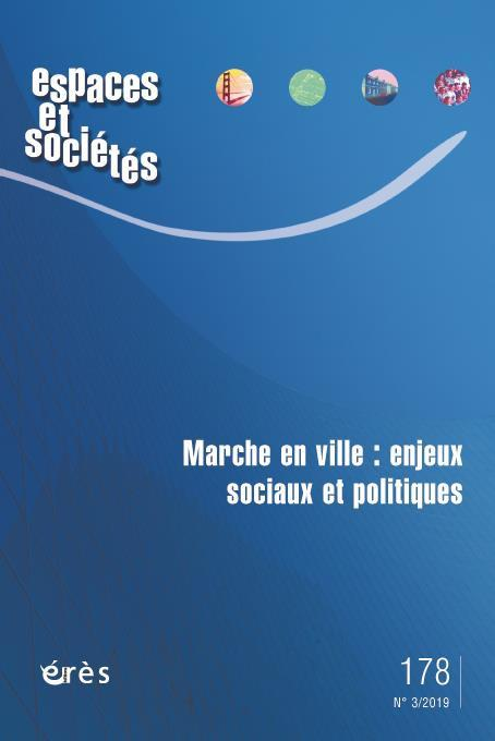 REVUE ESPACES ET SOCIETES N.178  -  APPROCHES MULTI-SITUEES