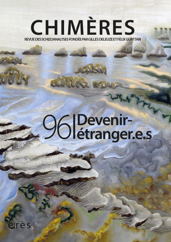 CHIMERES 096 - DEVENIR ETRANGER