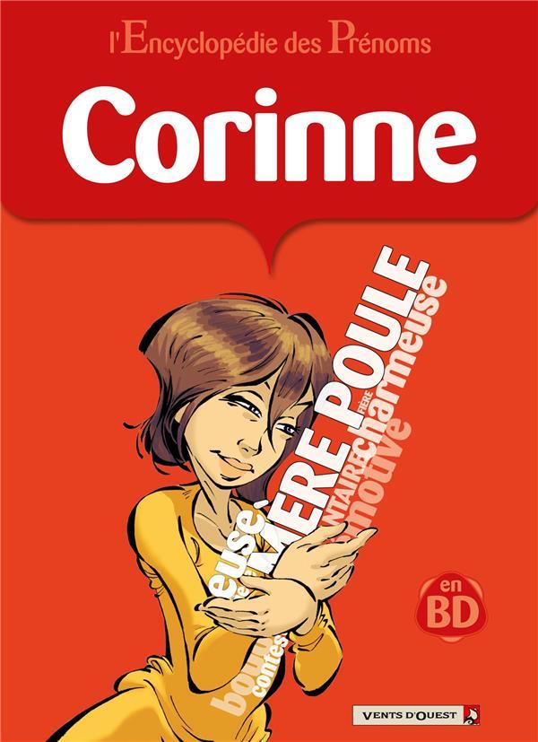 L'ENCYCLOPEDIE DES PRENOMS EN BD T.11  -  CORINNE GEGE/BELOM/MILLER VENTS D'OUEST